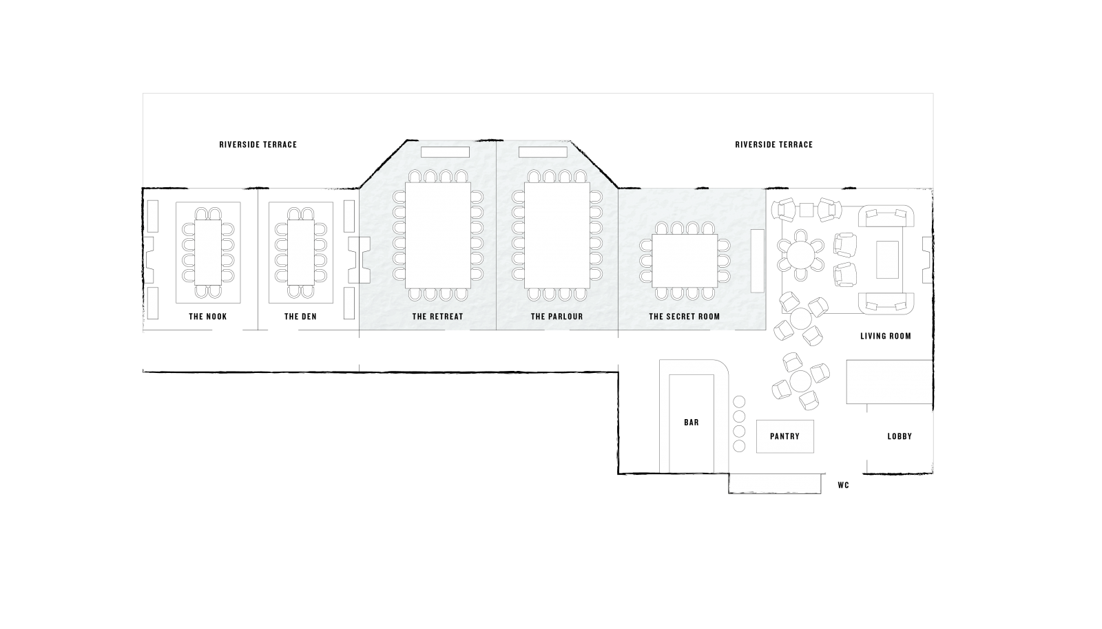 boardroom layout plan